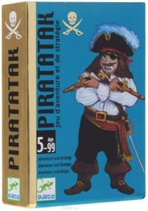 Juegos de cartas para niños   Piratatak   A partir de 5 años