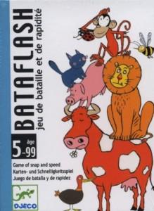 Juegos de cartas para niños   Bataflash   A partir de 5 años