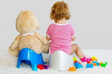 Cómo quitar el pañal a un niño